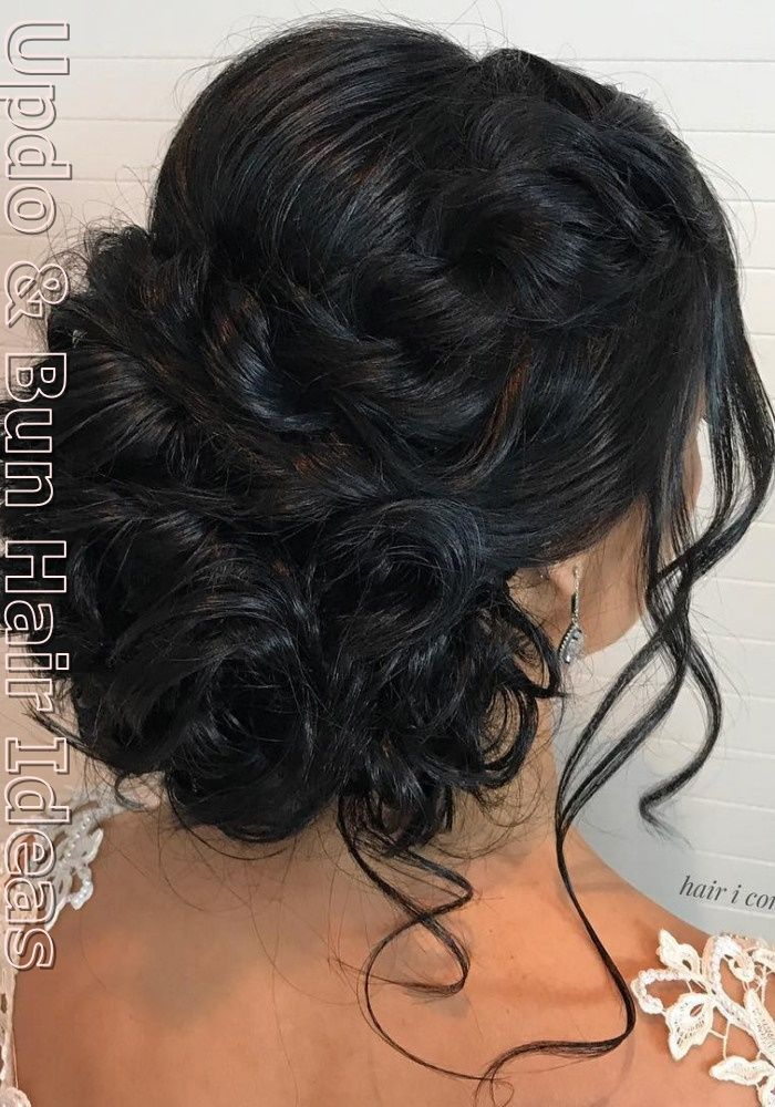 Wedding Updo Hair Styles Do Bangs Make You Look Younger For Black