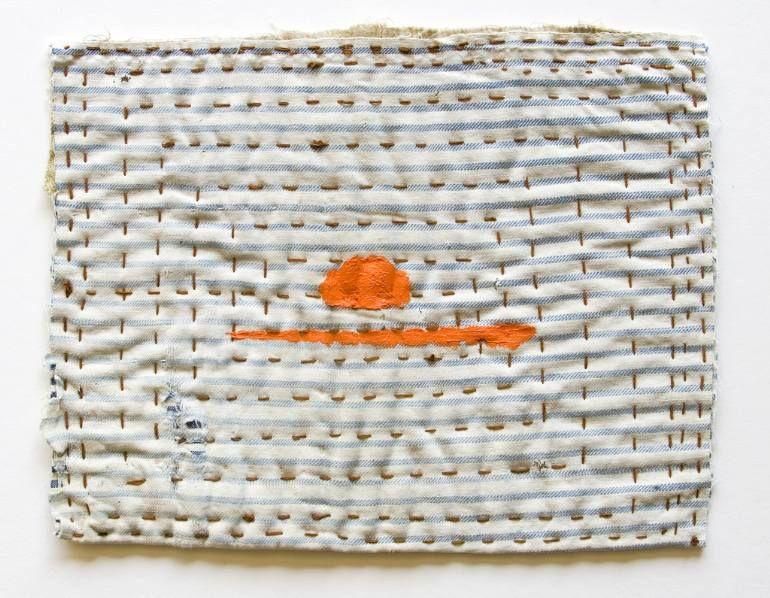 """Saatchi Art Artist Alexander Jowett; Painting, """"Amanecer (Japonisme)"""" #art"""
