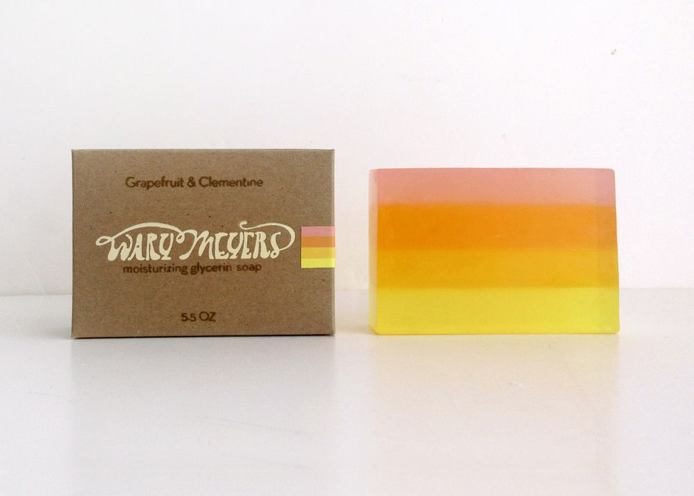 Grapefruit And Clementine Glycerin Soap Glycerin Soap Vanilla Soap Soap