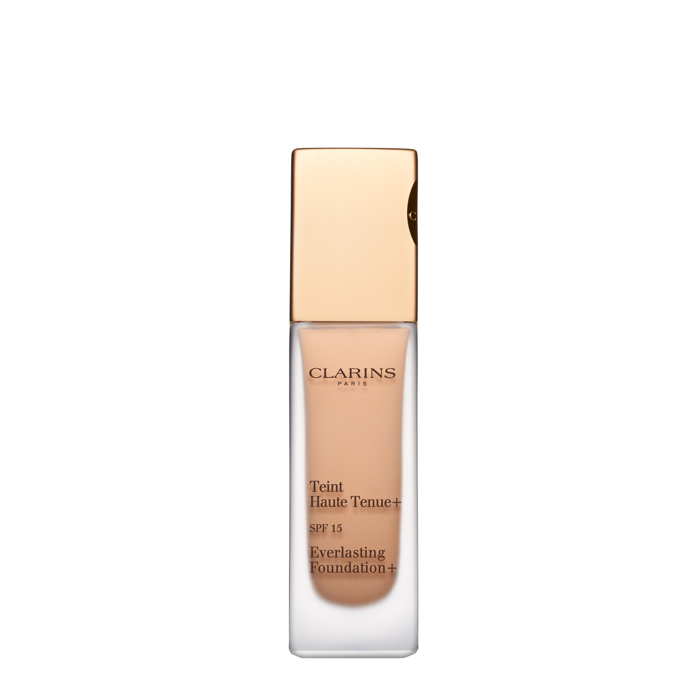 Everlasting Foundation + - Clarins for Spring 2015. SPF15, 18 hour wear
