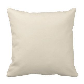 10 Wholesale Blank Solid Ivory Pillow Covers For