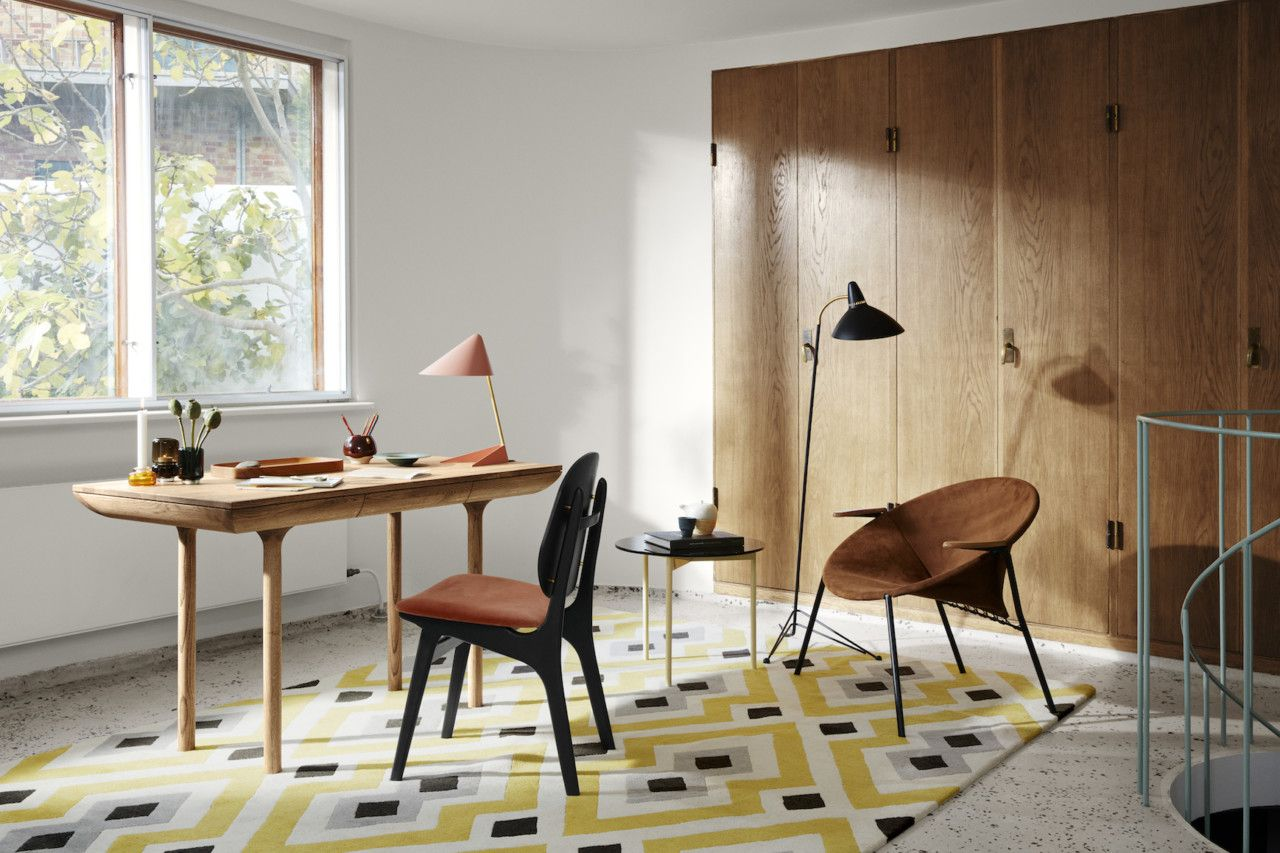 Danish Brand Warm Nordic Added A New Timeless Design To Its Range Of Scandinavian Inspired Furniture The Rúna Table Series Designed By Isabel Ahm