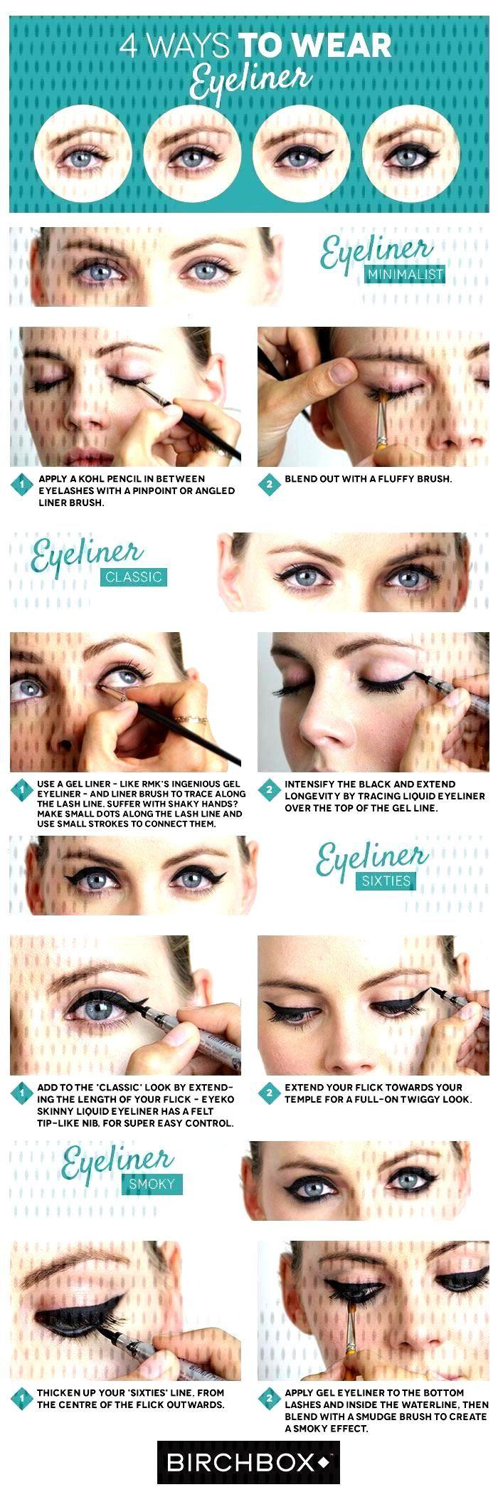 Liquid Eyeliner   Glitter Eyeshadow Pencil   Good Gel Liner 20190830 Best Liquid Eyeliner   Glitter