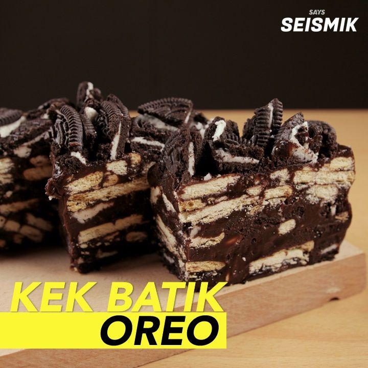 Pin On Cake Batik