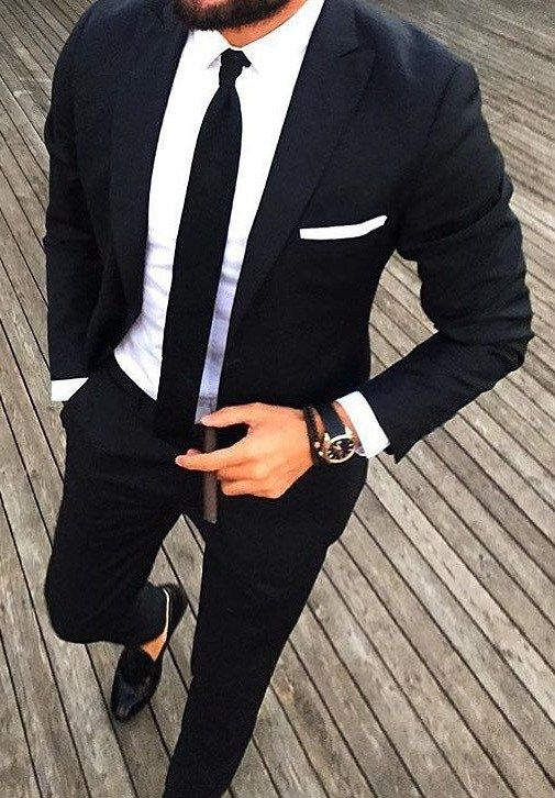 The Perfect Suit Combination For Shirt Shoes And Accessories