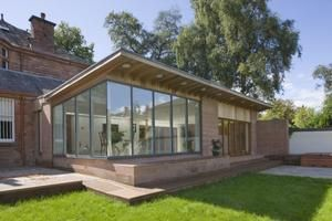Terregles avenue 01 home pinterest nice flats and - Glass extensions to houses ...