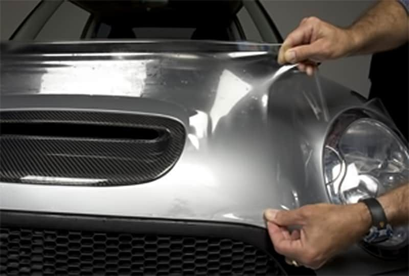 Ceramic Coating Vs On Top Of Paint Protection Film Ppf Ceramic Coating Paint Booth Ceramics