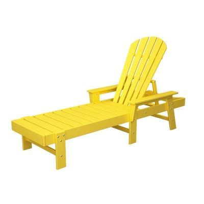 POLYWOOD™ South Beach Chaise Chaise Lounge