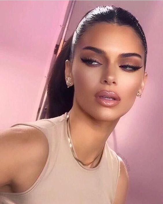 Kendall Jenner recuerda el duelo del padre Bruce Jenner  – Maquillaje