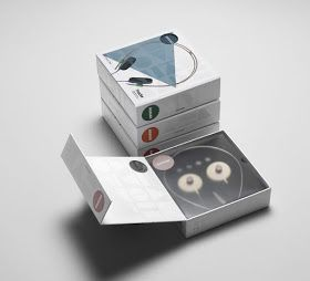 Design headphones #packaging