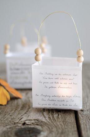 Der kreative DIY Blog für Wohnsinnige und Selbermacher.:  [Nachmachtipp] Papiertüten falten