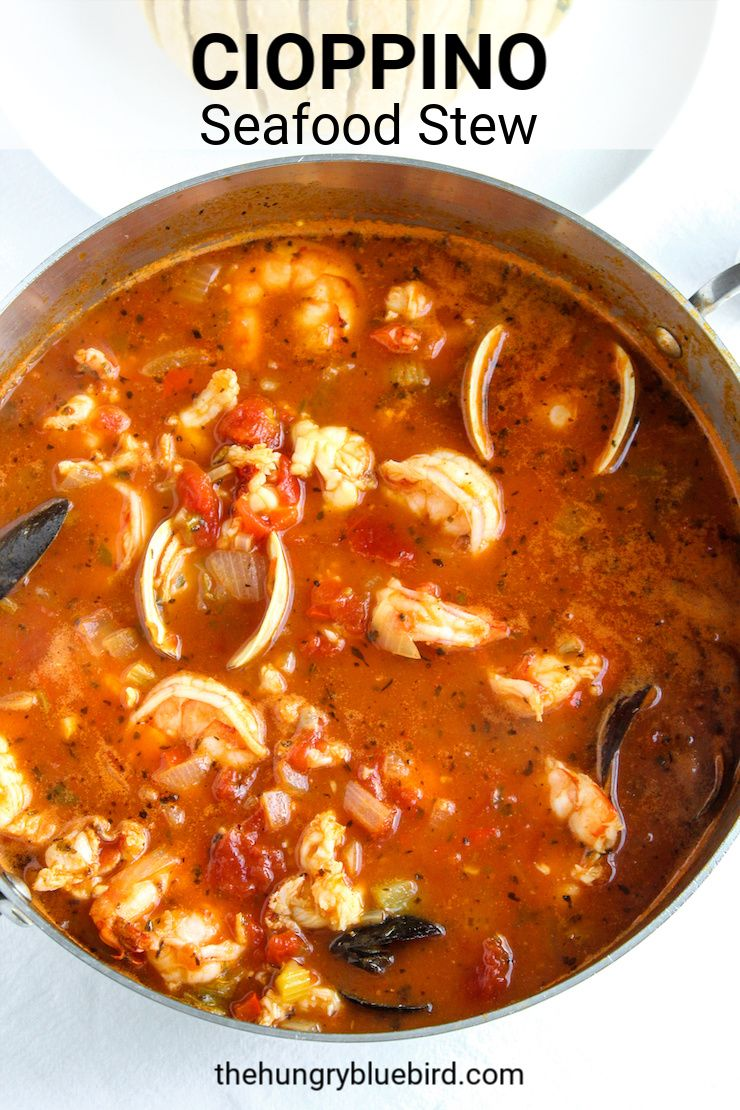 Classic Cioppino Recipe