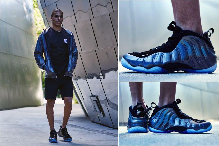 jordan aj future black midnight Nike Air Foamposite One ...