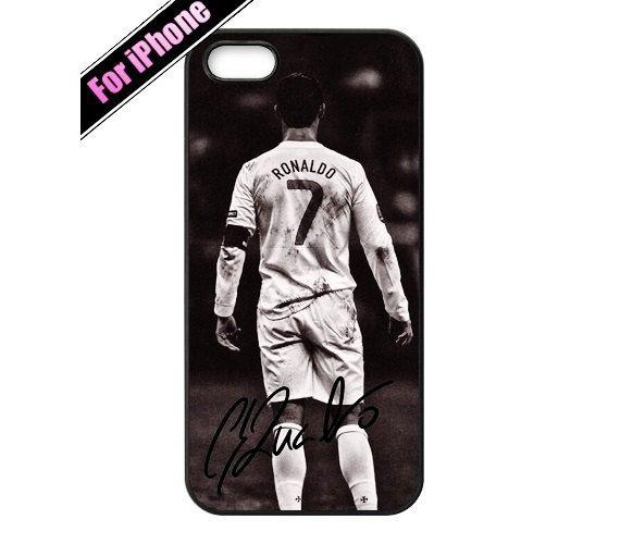 Cristiano Ronaldo iPhone Case Hala Madrid! Real Madrid's