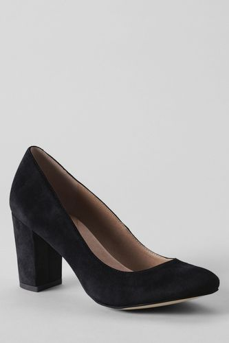 Women's Minnie Pumps from Lands' End on Catalog Spree