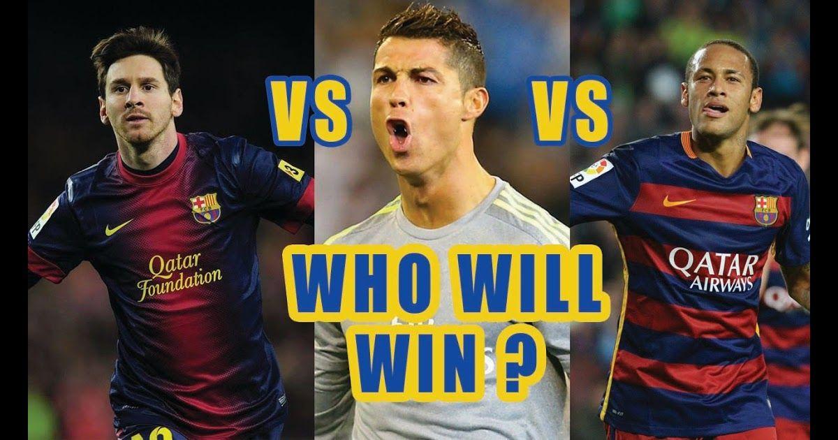 Ballon D Or 2015 Cristiano Ronaldo Vs Messi Vs Neymar Ronaldo Vs Neymar Vs Messi Despacito Vs Shape Of You Vs Rockabye Cr Messi Vs Ronaldo Messi Vs Ronaldo