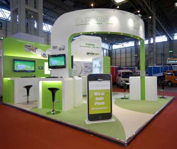 The Best Exhibition Stand Design : Check out exhibition stand construction service http