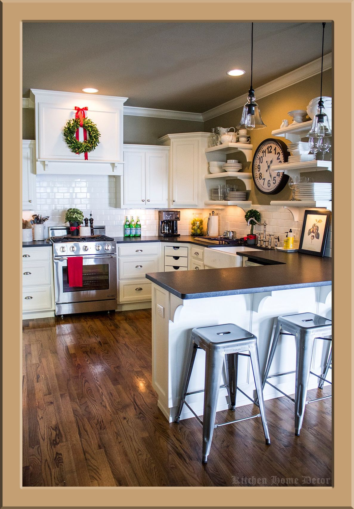 Build A Kitchen Decor Anyone Would Be Proud Of