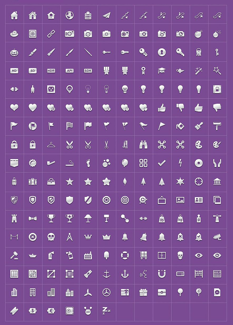 Free Download 200 Icons From Inventicons Icon Set Vector Icons