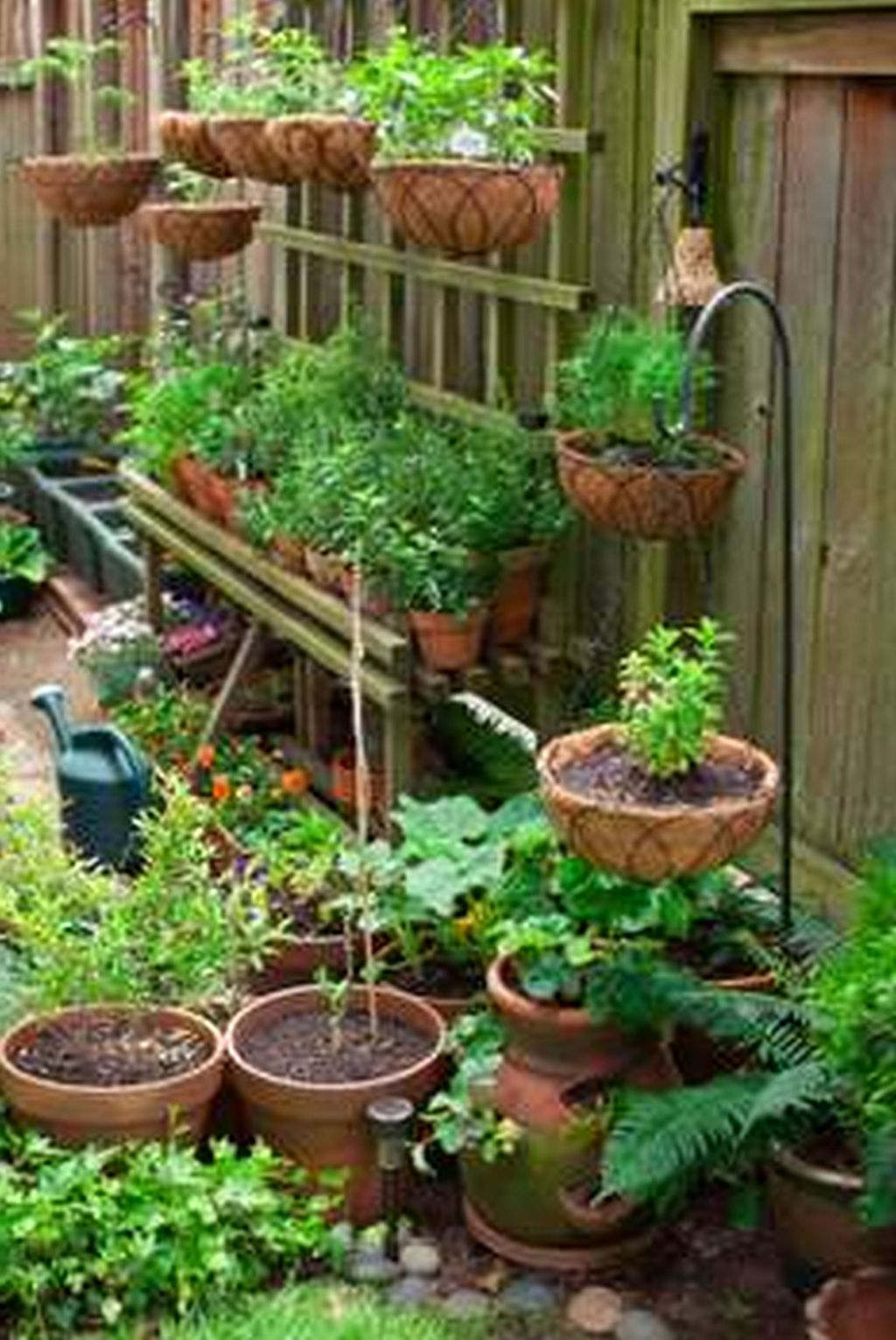 Stunning 30+ Easy Container Ideas For Herb Garden on a ...
