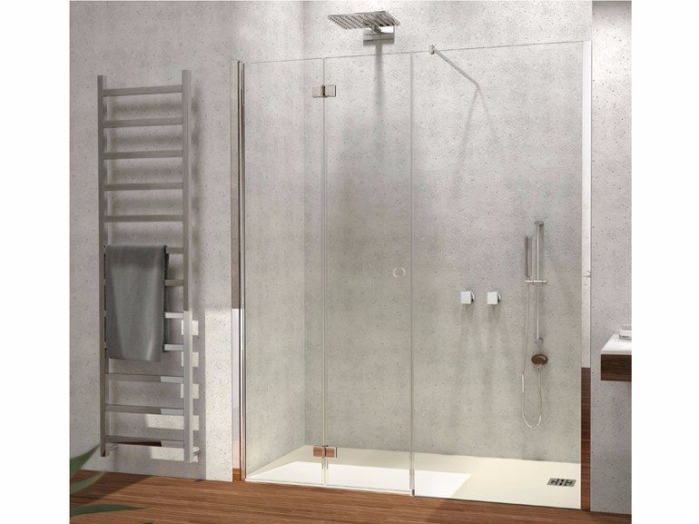 ART. H7 Porta per doccia Serie 4000 by Box Docce 2B Box