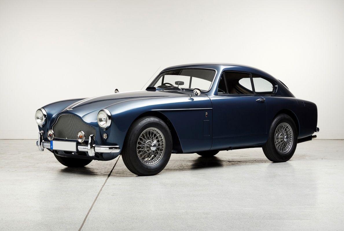 1958 Aston Martin DB2/4 MKIII Classic Driver Market