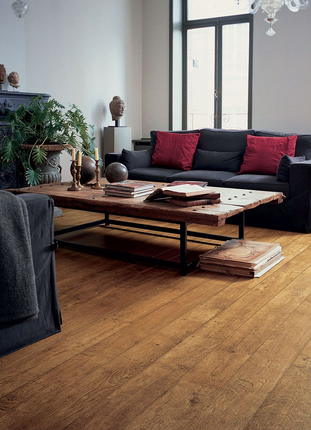 How To Choose The Ideal Living Room Floor Our Laminate
