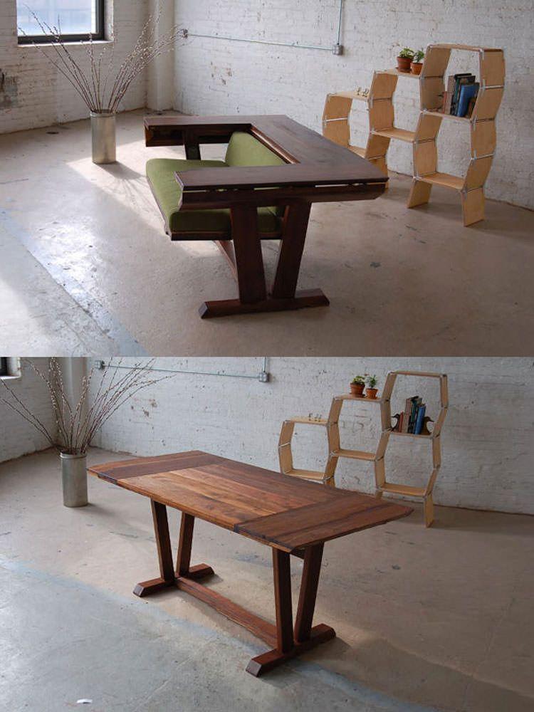 35 Tavoli Allungabili Moderni Dal Design Particolare Expandable