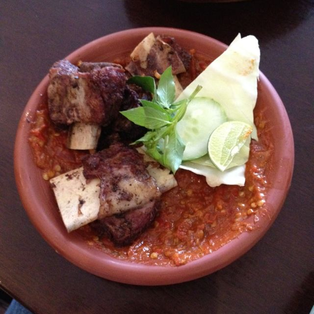 Iga Penyet #WarungTekko #indonesianfood #iphoneonly