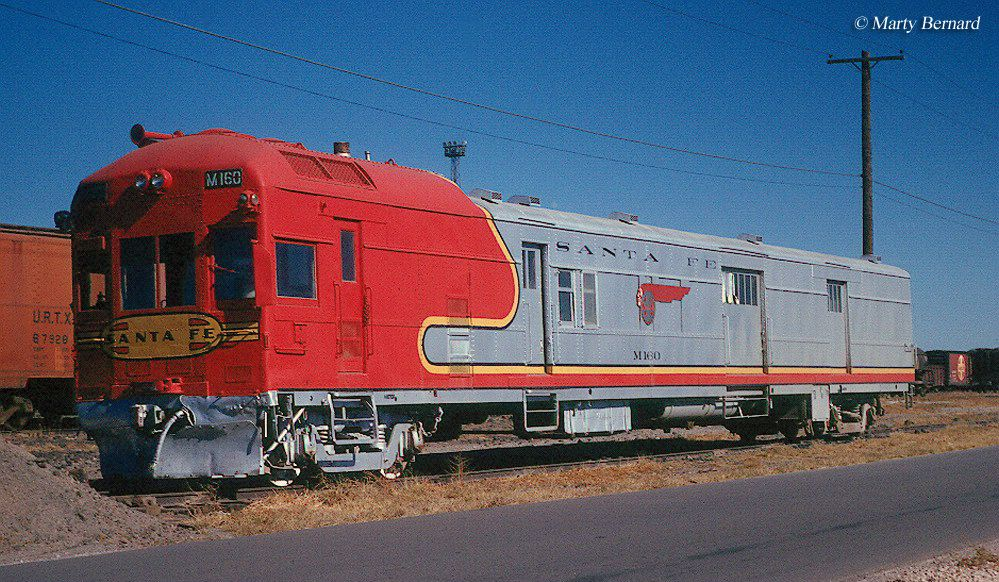 Doodlebugs Became A Popular Early Motorized Rail Car Used By The