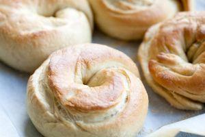 Homemade New York Bagel Recipe!!