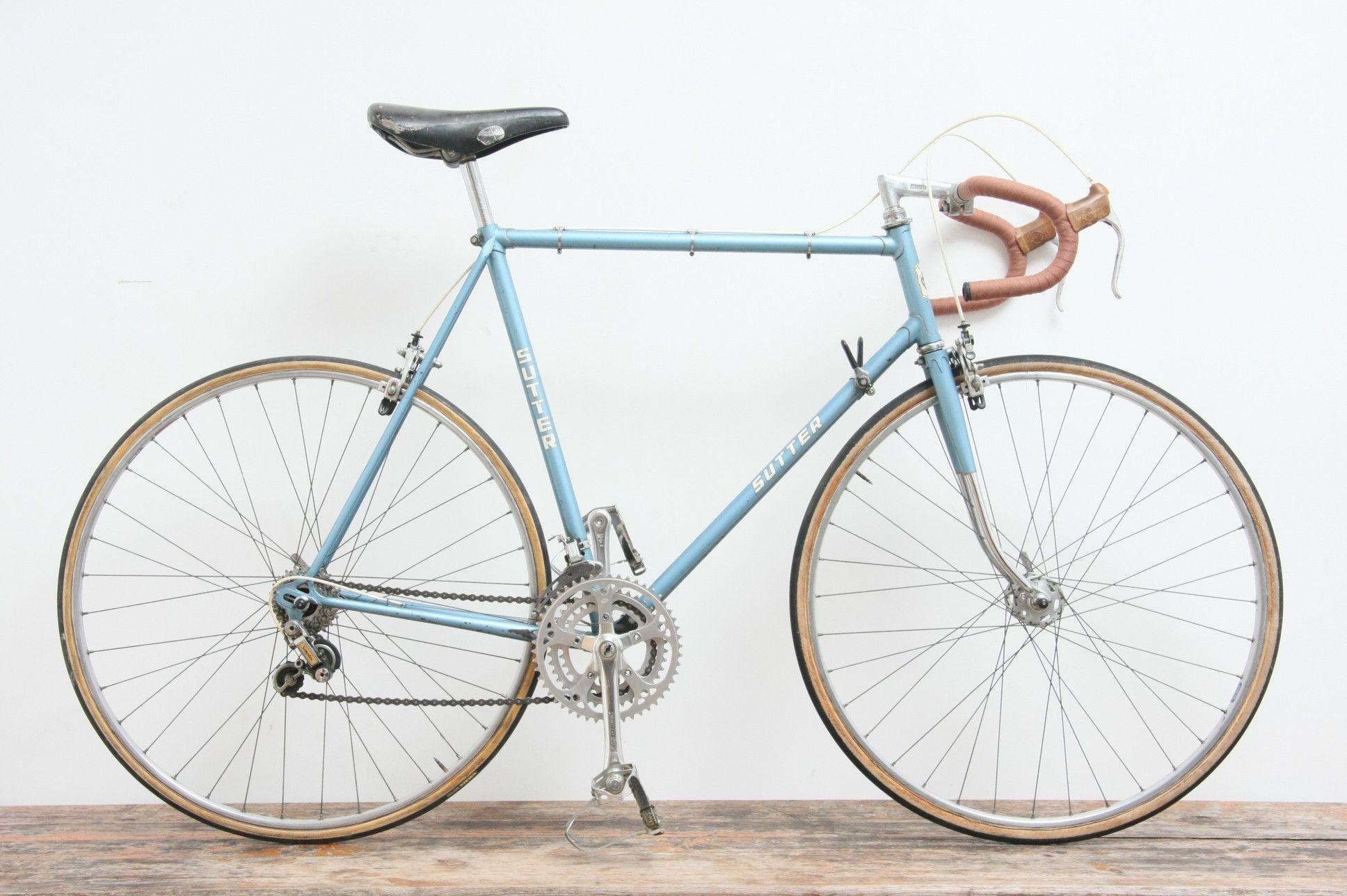 Sutter Vintage Lightweight Racing Bike - For Sale at Pedal Pedlar ...