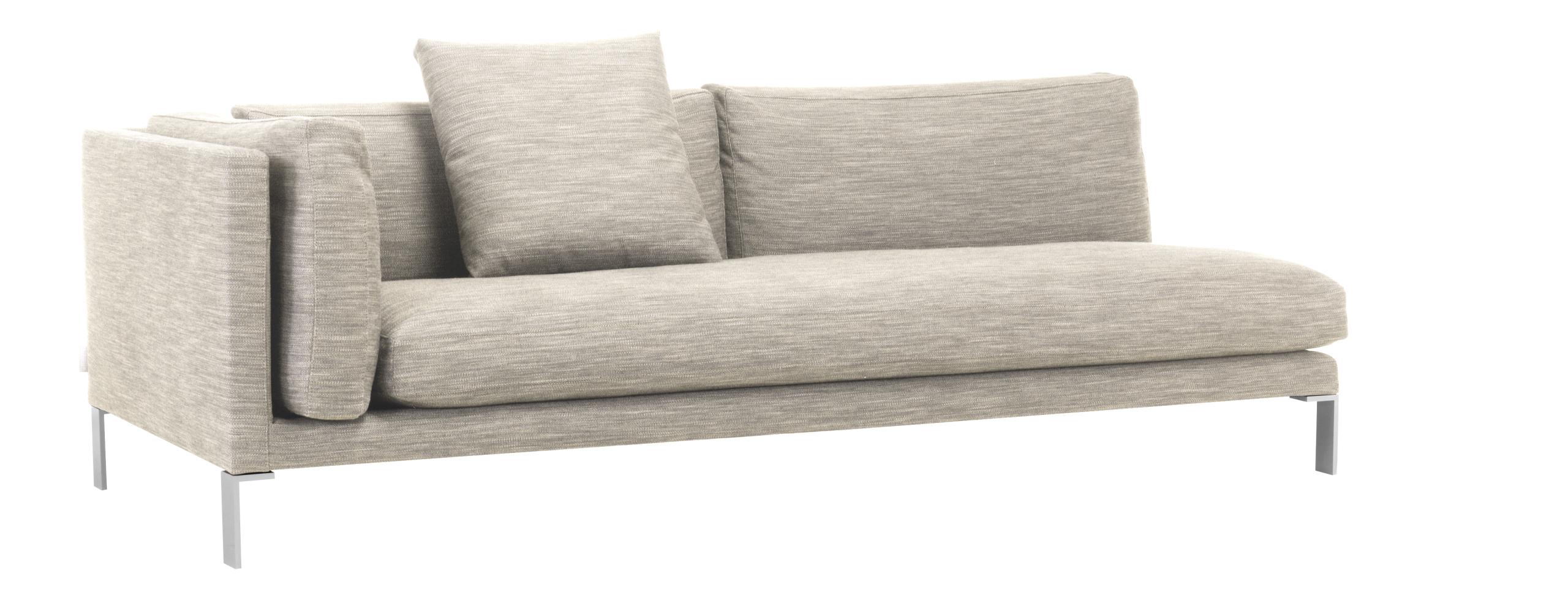 Newman Sofas 3 Seat Sofa Ecru Fabric Mobilier De Salon Canape 3