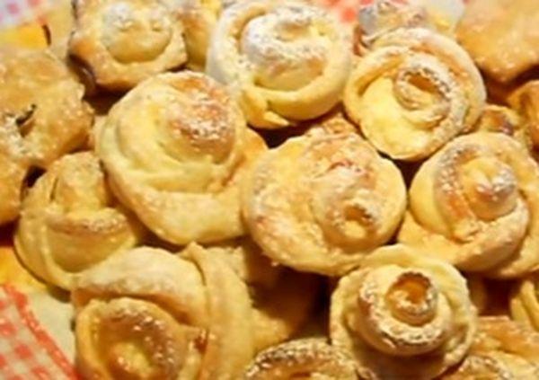 Творожное печенье розочки - рецепт приготовления оригинального и вкусного печенья, которое понравится детям и взрослым. Вкусно с чаем