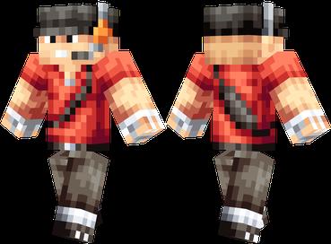 Pin by kianq fd on Minecraft Skins | Minecraft skins, Tf2