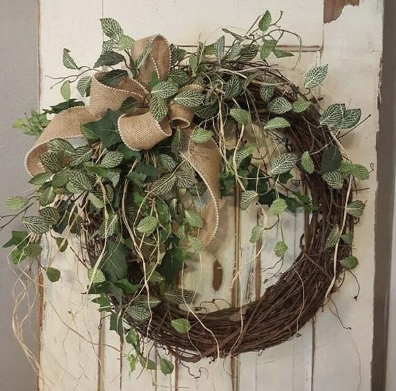 Specializing in homemade wreaths, floral arrangeme