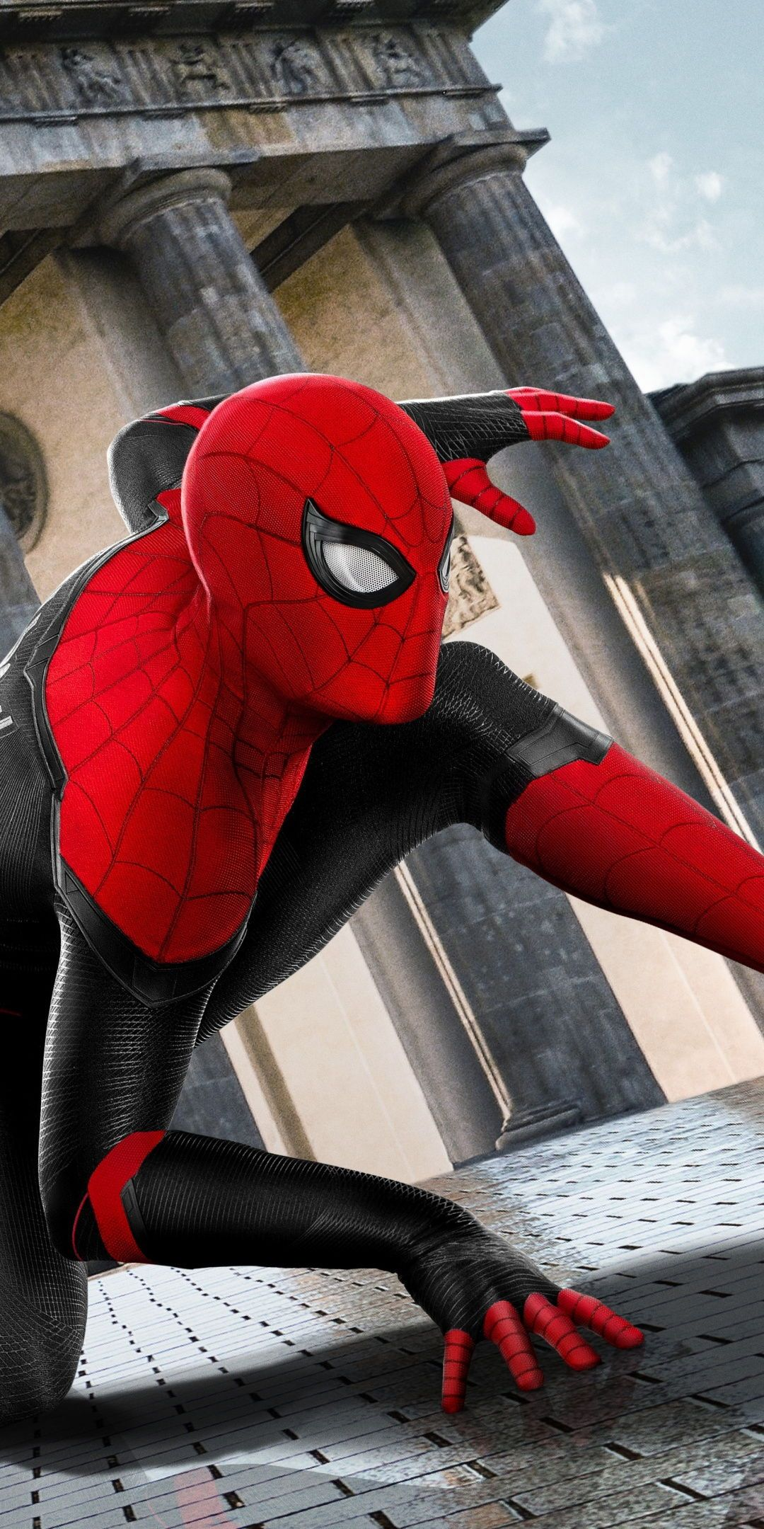 Film Review Spider Man Far From Home Marvel Wallpaper