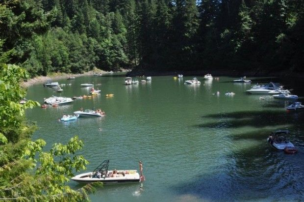 Oregon's best campgrounds for boating