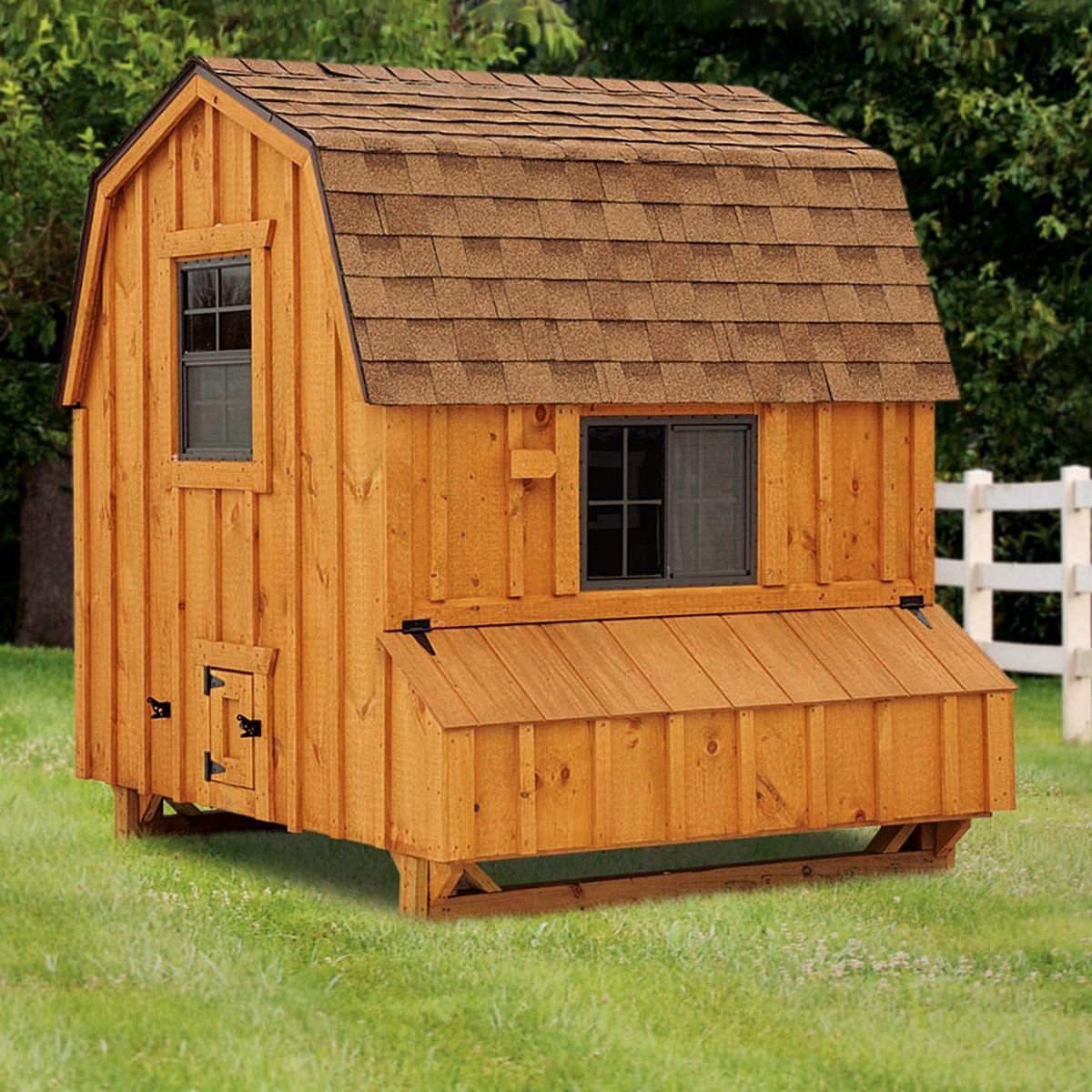 Chicken Coop Designs 20 Creative Lowbudget Diy Backyard Chicken