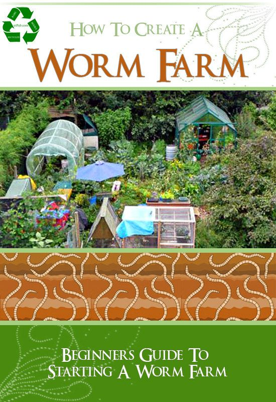 how to create worms in decomposters