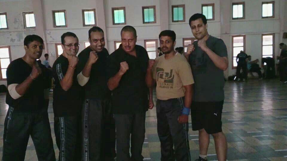 Krav Maga Seminar in Mumbai