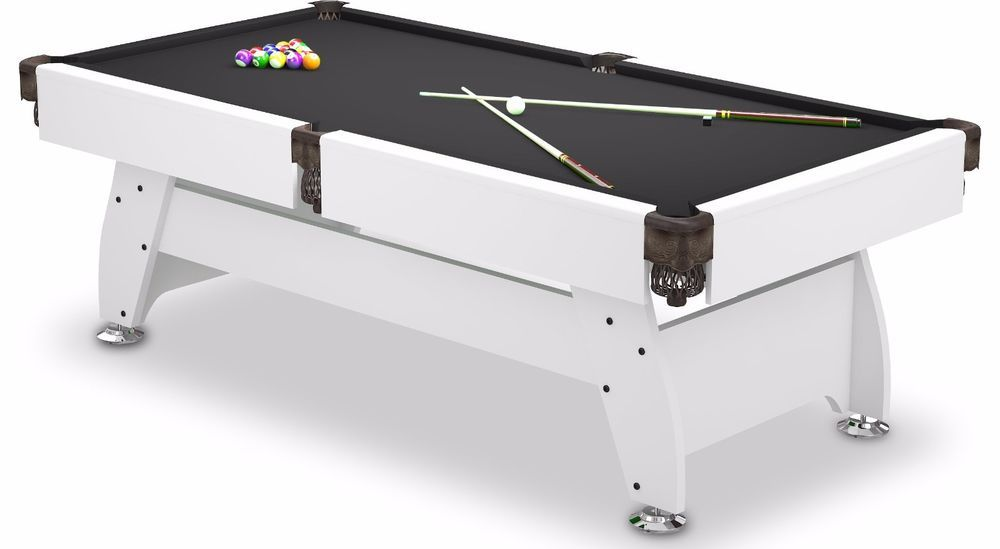 Bon Pool Table 7FT Radley Vintage Billiard Multi Games Table Free Accessories