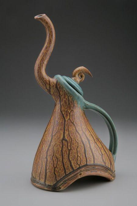 Bruce Johnson | Ceramic teapot