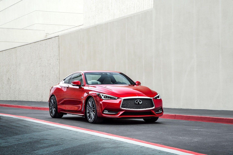 INFINITI of Arabian Automobiles Company debuts allnew Q60