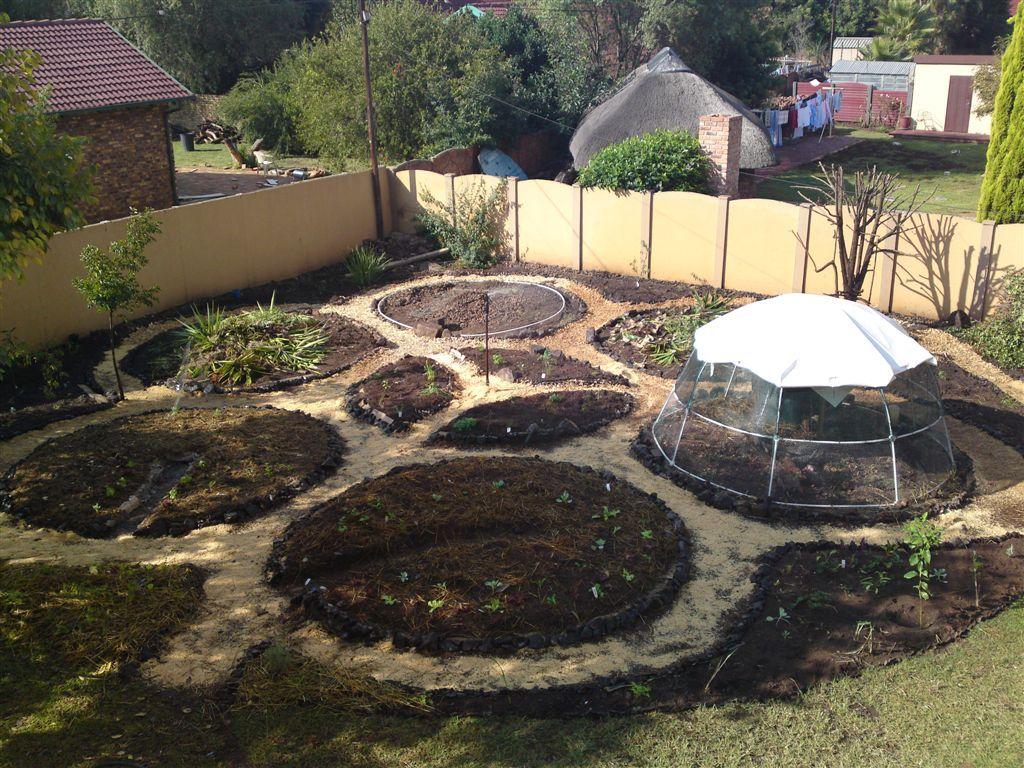 Mandala Design Yard And Garden Pinterest Permaculture Garden - Home-vegetable-garden-design