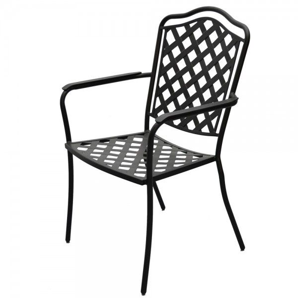 Our Monroe arm chair offers a classic design, utilizing durable steel slats with curved lumbar design that gives extra support when sitting. This chair is stackable for ease of storage when not in use. Order online today http://contractfurniture.com/restaurant-hospitality-furniture/monroe-arm-chair/ or call us at 800.507.1785