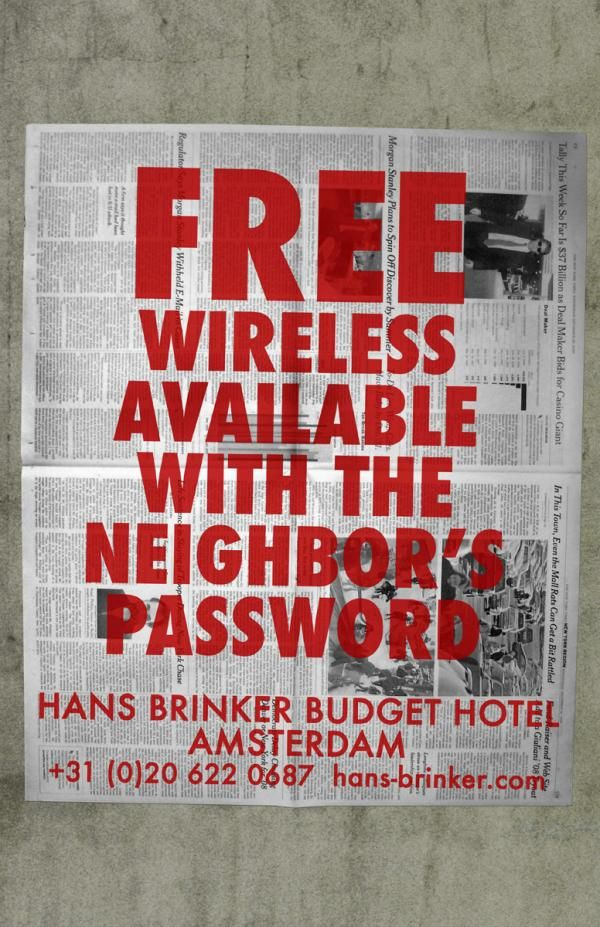 Hans Brinker Budget Hotel In Amsterdam Google Search Ads Bad