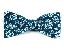 43e16bf10b12 Bow Ties - Serpentine Floral - Navy | Prom Ideas for Him | Floral ...