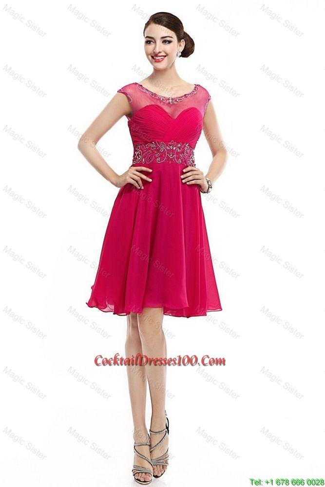 17 Best ideas about Fuschia Pink Dress on Pinterest | Silver pumps ...