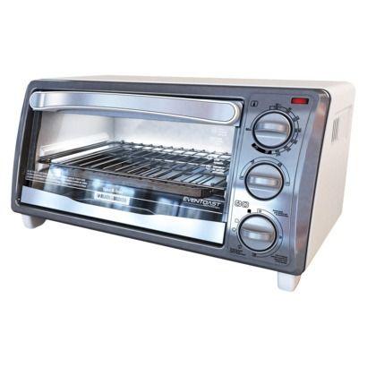 Black Decker White Toaster Oven 4 Slice 29 99 Toaster Oven